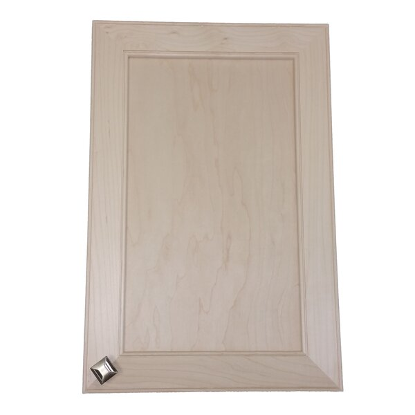 Village 15.5 W x 19.5 H Wall Mounted Cabinet by WG Wood Products