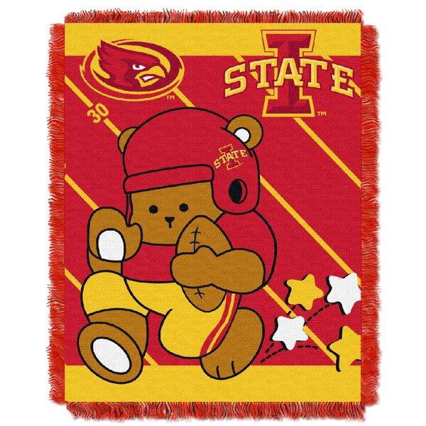 Collegiate Iowa State Baby Throw by Northwest Co.