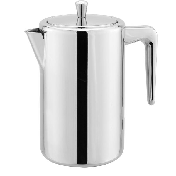 4 Double Wall French Press Coffee Maker by Cuisinox