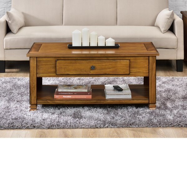 Gutierres Coffee Table with Storage by Andover Mills