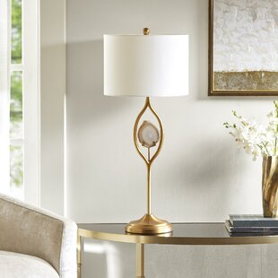 Online Reviews Mailelani 32 Table Lamp By Everly Quinn