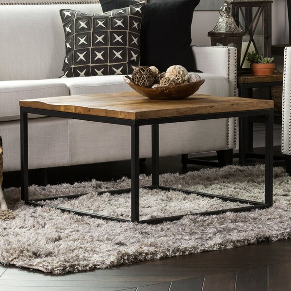Cora Coffee Table by 17 Stories