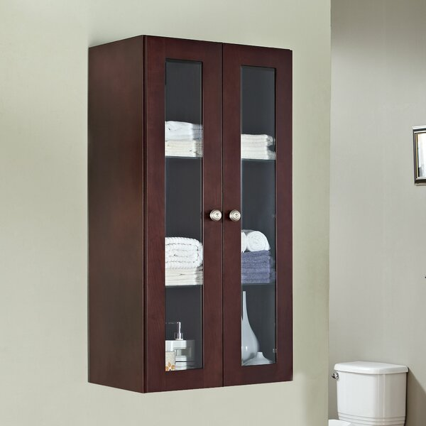 18 W x 80 H Wall Mounted Cabinet by American Imaginations