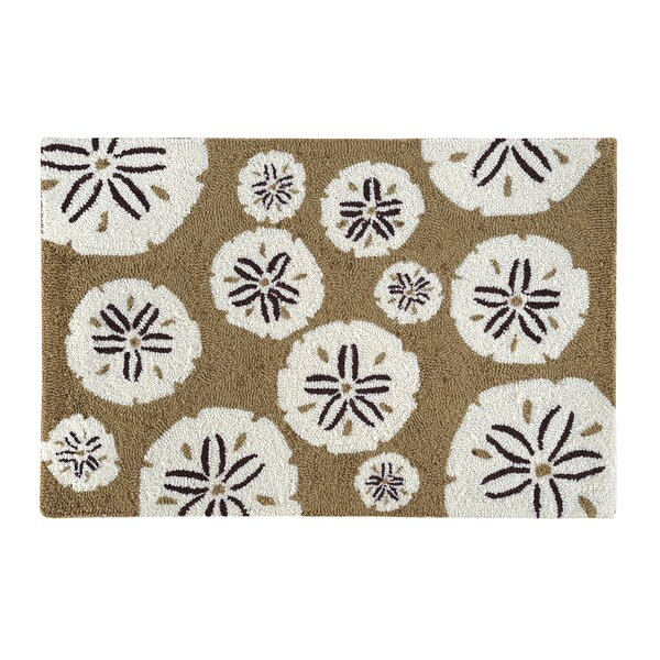 Renate Sand Dollar Natural Area Rug by Highland Dunes