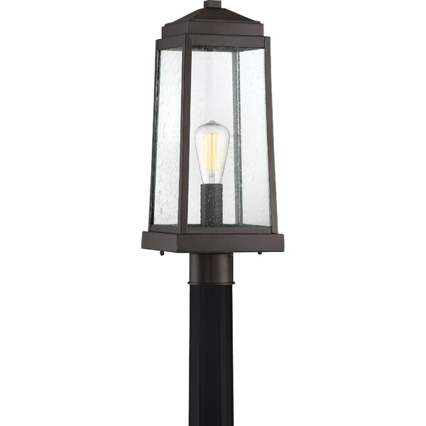 Endres 1-Light Lantern Head by Charlton Home