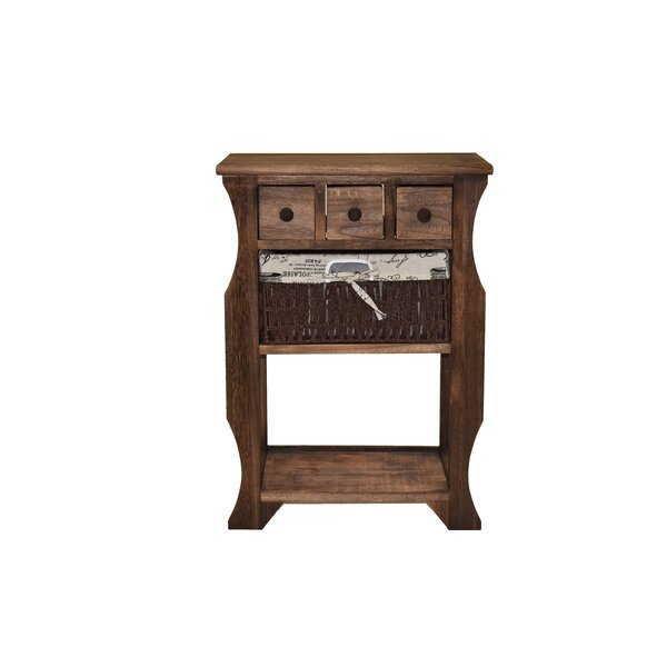 Torrens 4 Drawer Accent Chest by Loon Peak