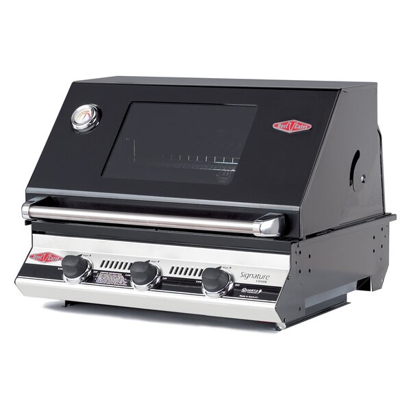Signature Series BBQ 3-Burner Built-In Propane Gas Grill by BeefEater