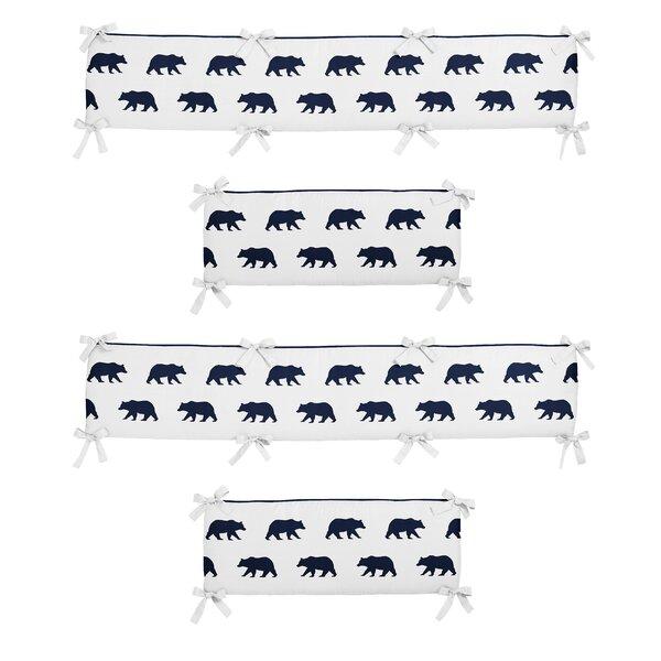 Big Bear Crib Bumper by Sweet Jojo Designs