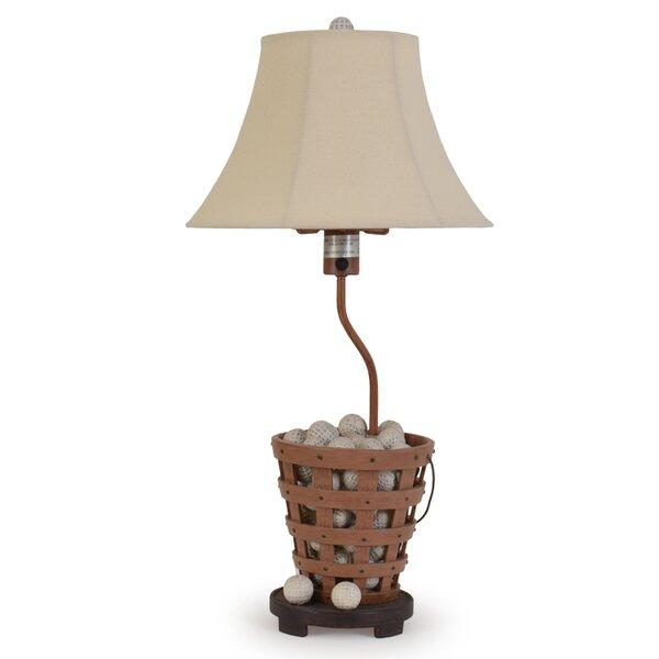 Outdoor Golf Bucket 35.5 Buffet Lamp by Island Way