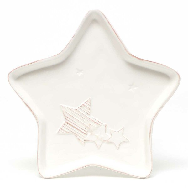 Star Shaped Platter by ZiaBella