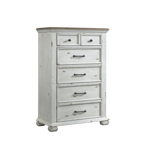 Schutz 4 Drawer Chest by Gracie Oaks