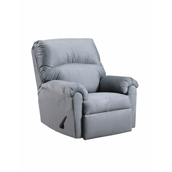 Rausch Manual Rocker Recliner by Simmons Upholstery by Andover Mills