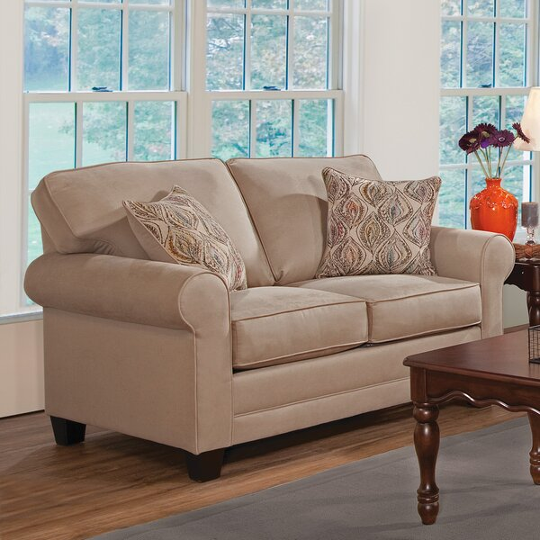 Palmerton Loveseat by Alcott Hill