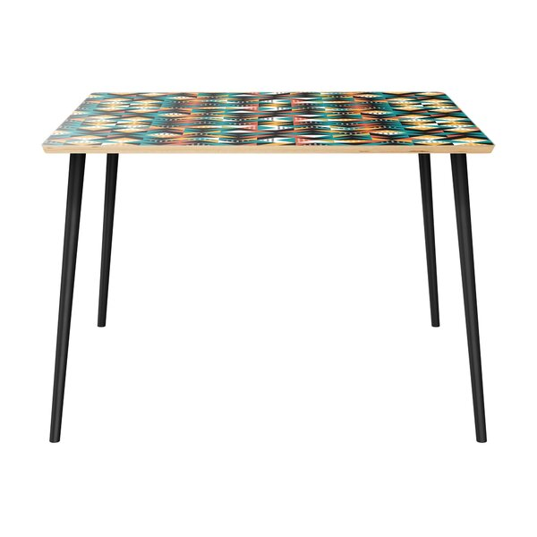Reider Dining Table by World Menagerie