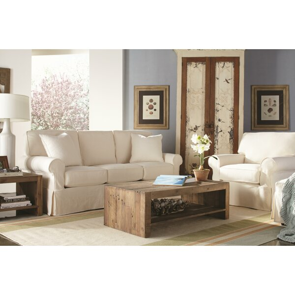 Nantucket Configurable Living Room Set by Rowe Furniture