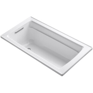 Low priced Archer Drop-In Bath with Reversible Drain ByKohler