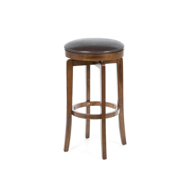 Lori 31 Swivel Bar Stool by Latitude Run