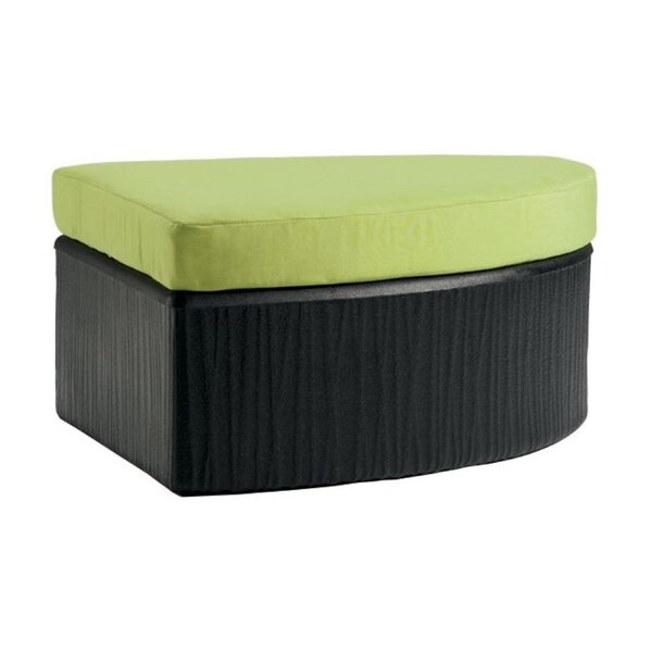 Mobilis  Corner Ottoman with Cushion by Tropitone