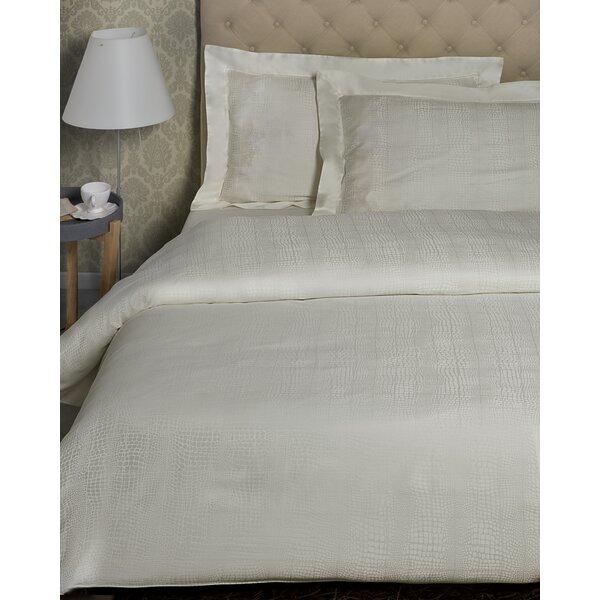 Hallstead 100% Cotton 3 Piece Duvet Cover Set