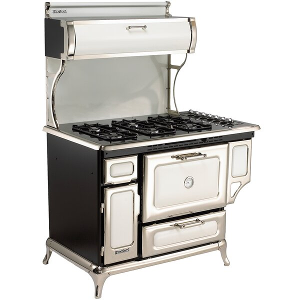 48 Free-standing Gas Range by Heartland