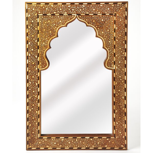 Rectangle Vertical Wall Mirror by Bungalow Rose
