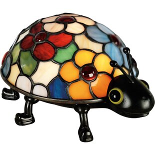 Compare & Buy Dalal Flowered Lady Bug 4.5 Table Lamp By August Grove