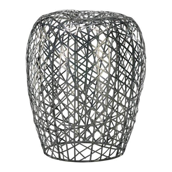 Open Grid Stool by Cyan Design