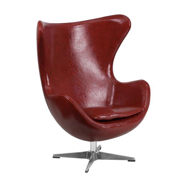 Baxley Swivel Lounge Chair by Orren Ellis