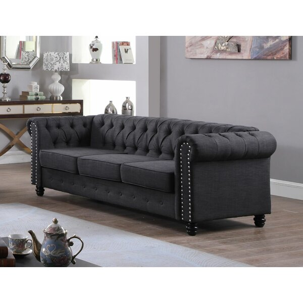 Top Quality Altman Fabric Modern Living Room Sofa by Alcott Hill by Alcott Hill
