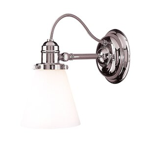 Price comparison Cavet 1-Light Bath Sconce By Darby Home Co