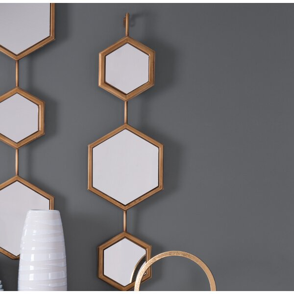 Bonnett Accent Mirror by Ivy Bronx