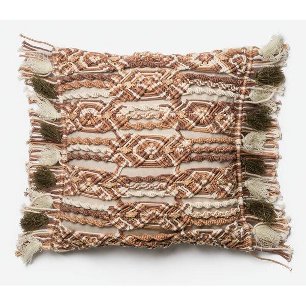 Waurika Throw Pillow by Bungalow Rose