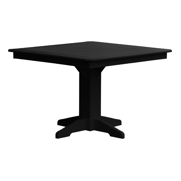 Newport Plastic/Resin Dining Table by Radionic Hi Tech