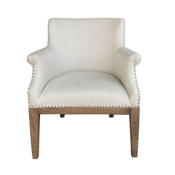 Tolzmann Deconstructed Armchair by Gracie Oaks