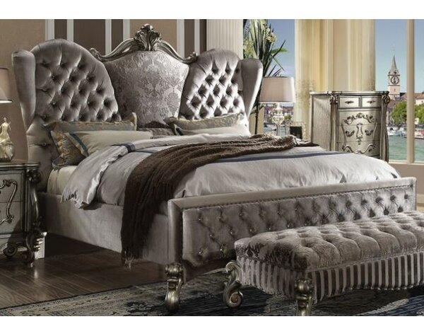 Doline Upholstered Standard Bed by Rosdorf Park