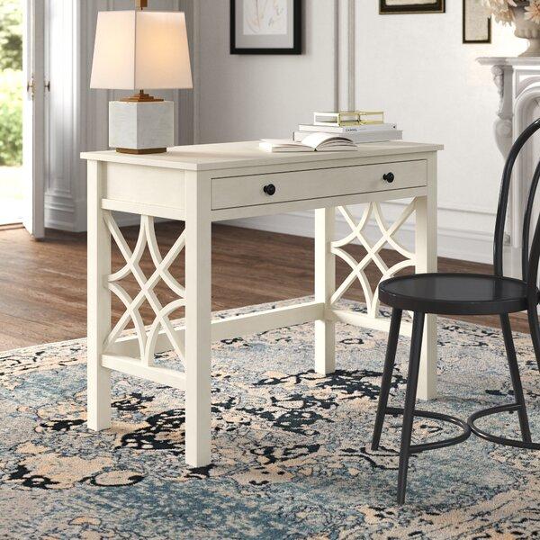 Coralie Solid Wood Desk