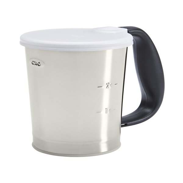 Good Grips Stainless Steel Flour Sifter by OXO