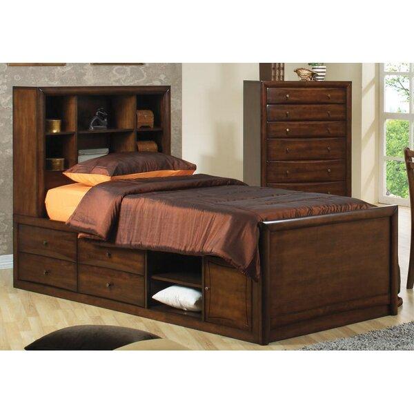 Reinert Storage Bed by Harriet Bee