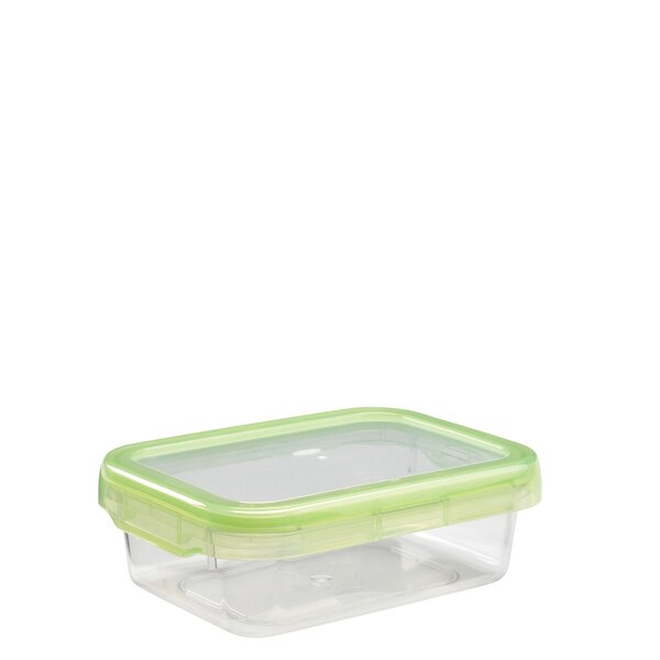 Good Grips Green Small Rectangle Locktop 2.8 Cup Food Storage Container by OXO
