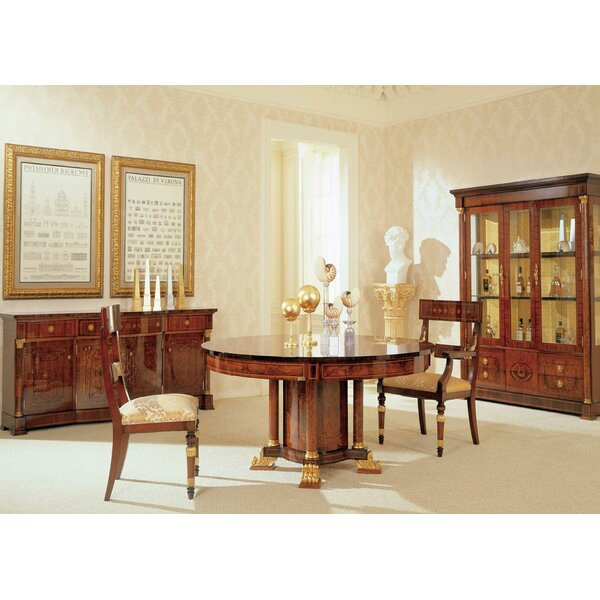 Priston Solid Wood Dining Table by Astoria Grand