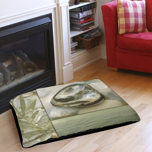 Natural Elements 4 Indoor/Outdoor Pet Bed by Manual Woodworkers & Weavers