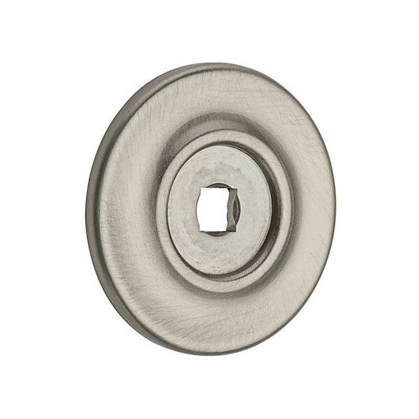 Round Knob Backplate by Baldwin