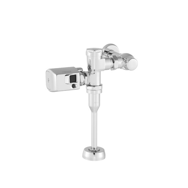 Exposed Manual Urinal Flush Valve with Side-Mount by American Standard