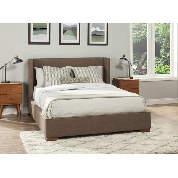 Wayde Upholstered Storage Platform Bed by Brayden Studio
