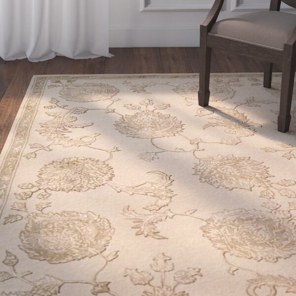 Fraserburgh Sand Rug by Darby Home Co