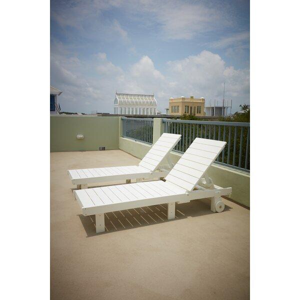 Cosentino Reclining Chaise Lounge