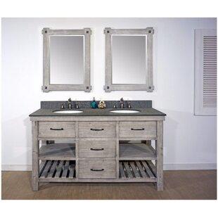 Shippee 60 Double Bathroom Vanity Set by Gracie Oaks