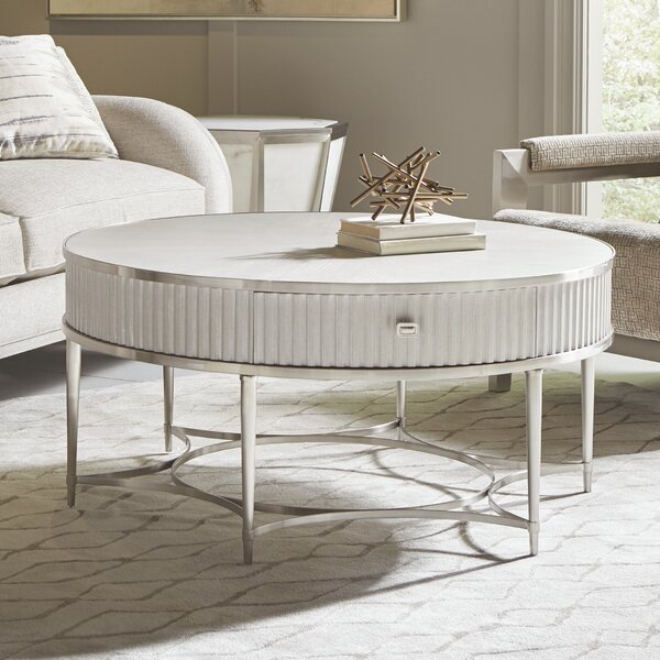 Kibler Coffee Table With Storage By Rosdorf Park