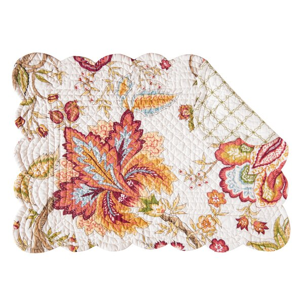 Fleming Placemat (Set of 6) by Red Barrel Studio
