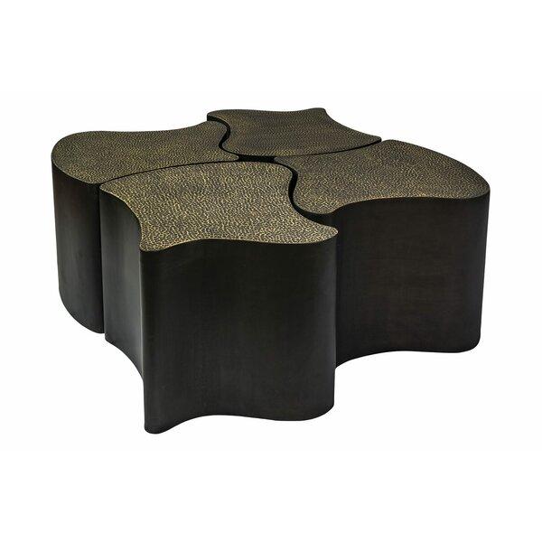 Ingot Alchemist 2 Piece Coffee Table Set